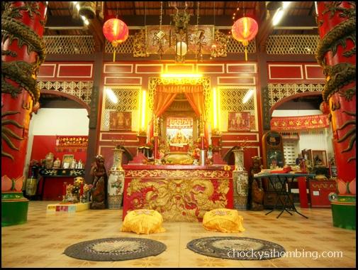 Mae Yanang Chinese Temple, Phuket