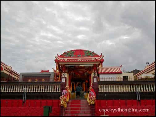 Kwan Im Temple, Phuket