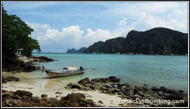 Tonsai Bay, Phi-Phi Island
