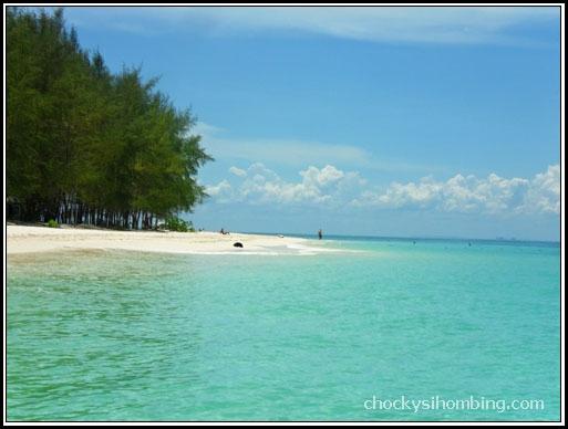 Bamboo Island, Phi-phi