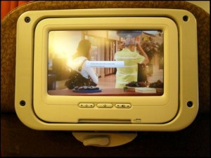garuda indonesia Personal in-flight Entertainment