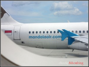 Mandala Air Indonesia