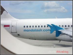Mandala Air Indonesia