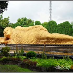 Sleeping Buddha Trowulan 1