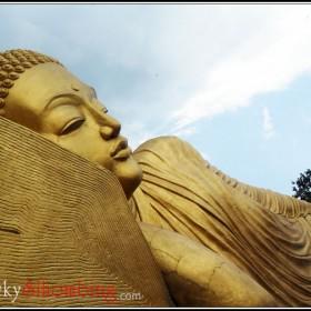 Sleeping Buddha Trowulan 5