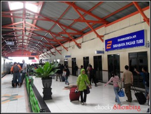 Stasiun Pasar Turi, Surabaya