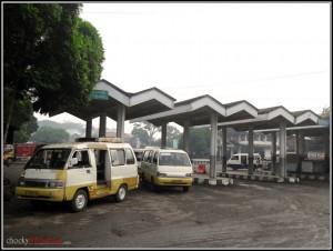 terminal Pangandaran