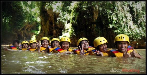 body rafting members