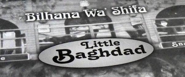 Little Baghdad, Kemang