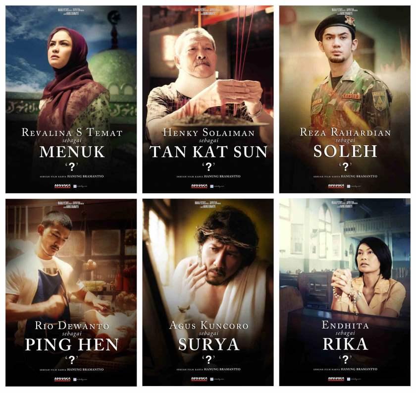 """Film Tanda tanya """"?"""" Karya Hanung Bramantyo dikecam banyak kalangan salah satunya FPI"""