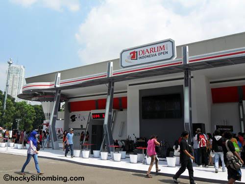 DIO, Istora Senayan, Jakarta