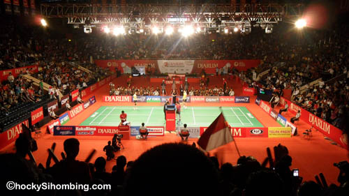 Djarum Indonesia Open 2011
