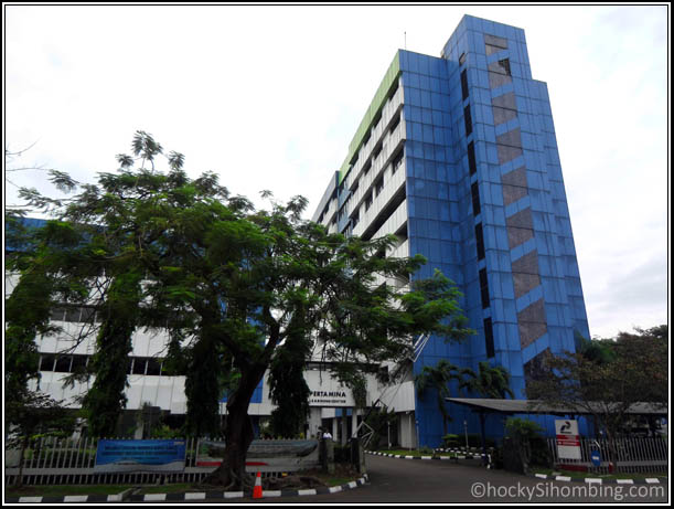Gedung Pertamina Learning Centre