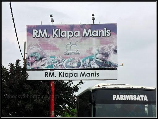 RM. Klapa Manis
