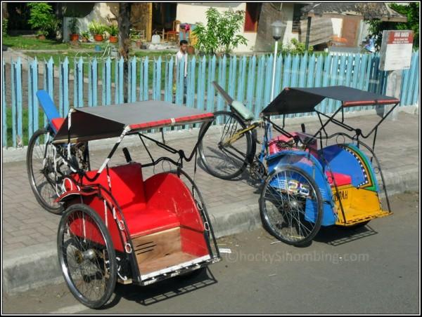 Becak Cirebon