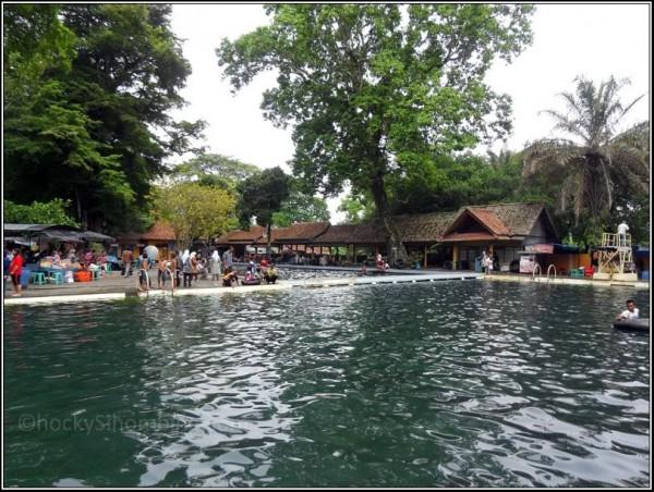 Kolam Pemandian - Cibulan