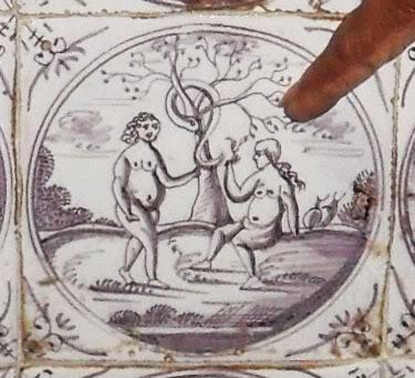 Adam dan Hawa - Ya, mereka telanjang! :p