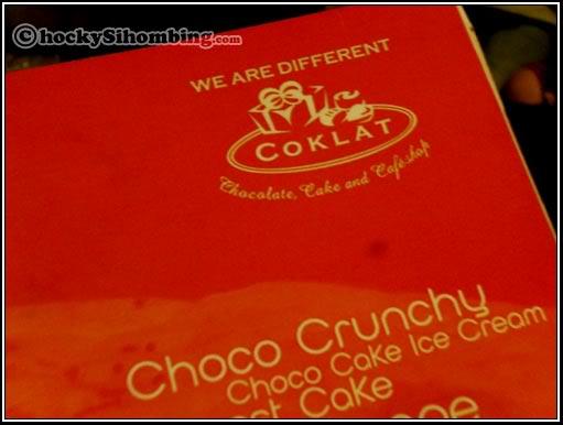 Coklat Cafeshop Yogyakarta
