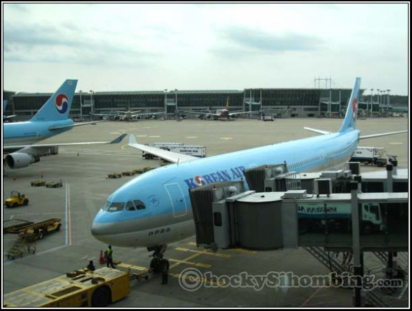 korean-air-at-incheon-airport