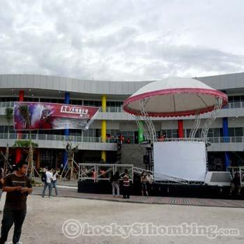 Mata Elang International Stadium – Ancol Beach City, Jakarta