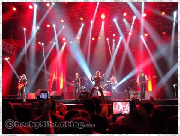 Roxette Live in Jakarta