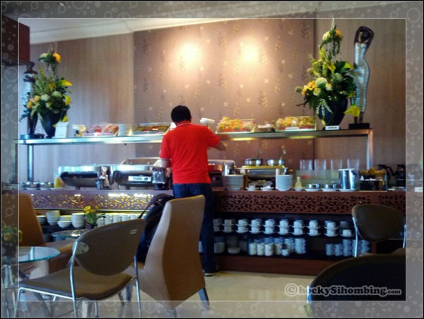 Sunda Kelapa Airport Lounge