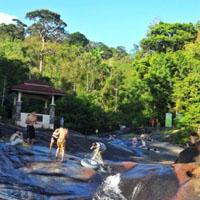 Air Terjun Telaga Tujuh, Langkawi