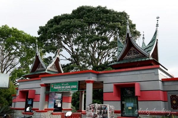 Taman Wisata Panorama dan Lobang Jepang Bukittinggi