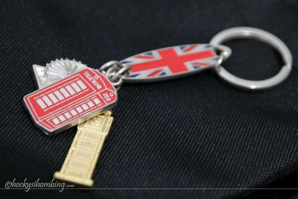 key chain dari UK