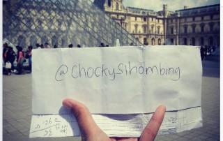@chockysihombing