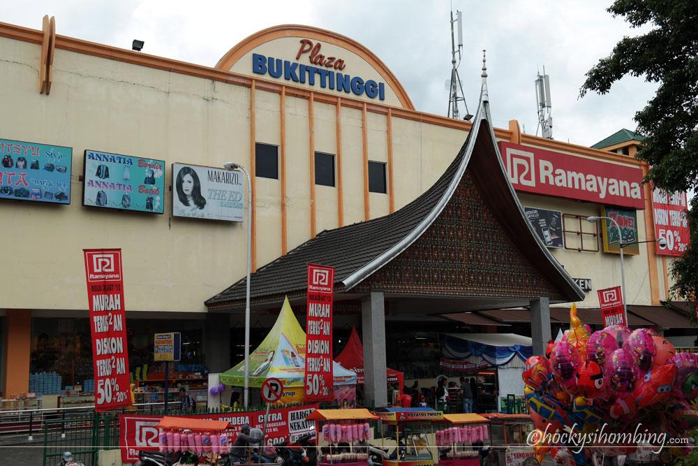 Plaza-Bukittinggi