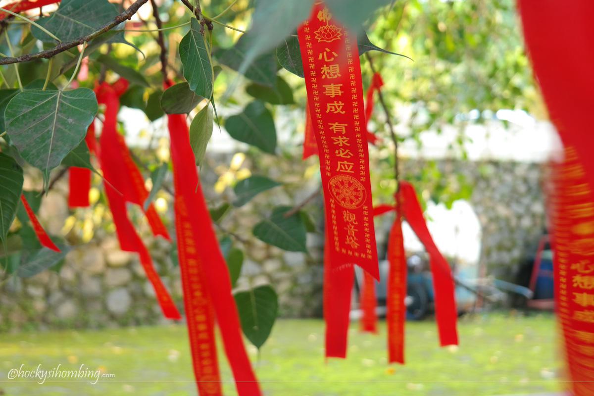 Pagoda-Watugong-Pohon-Boddhi