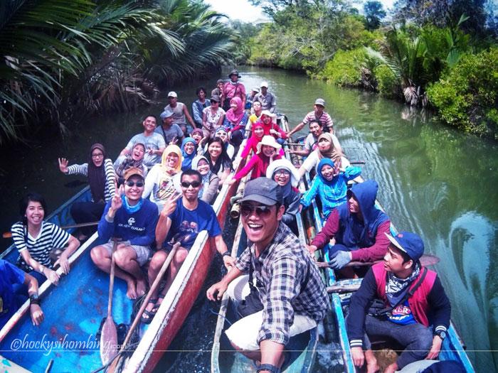 Canoeing-Ujung-Kulon-1