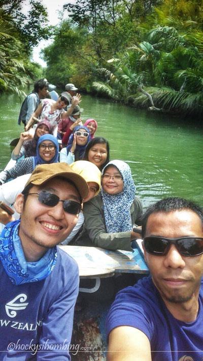 Canoeing-Ujung-Kulon-2