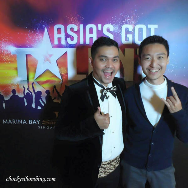 Bareng Indra Bekti - Indonesia Domestic Host untuk Asia's Got Talent