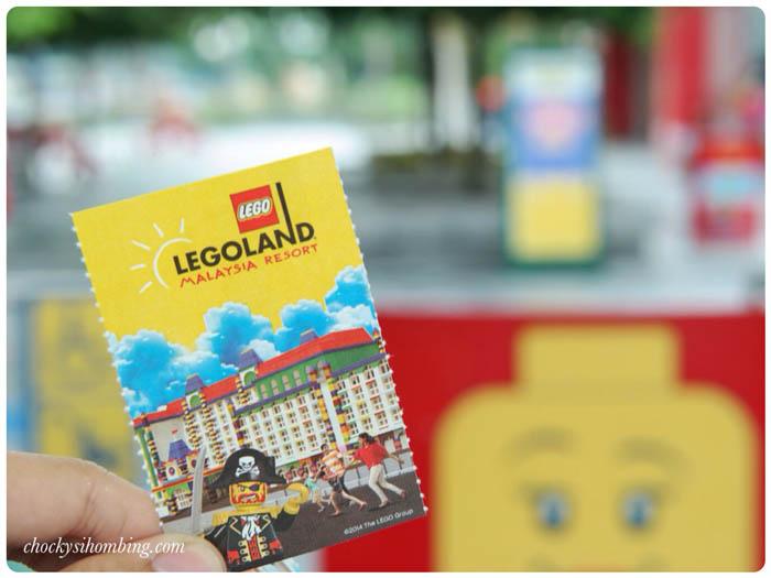 Legoland Malaysia Ticket