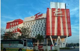 Tune Hotel Danga Bay Johor