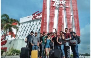 Tune Hotel FAM Trip - Johor Bahru, Malaysia 2015