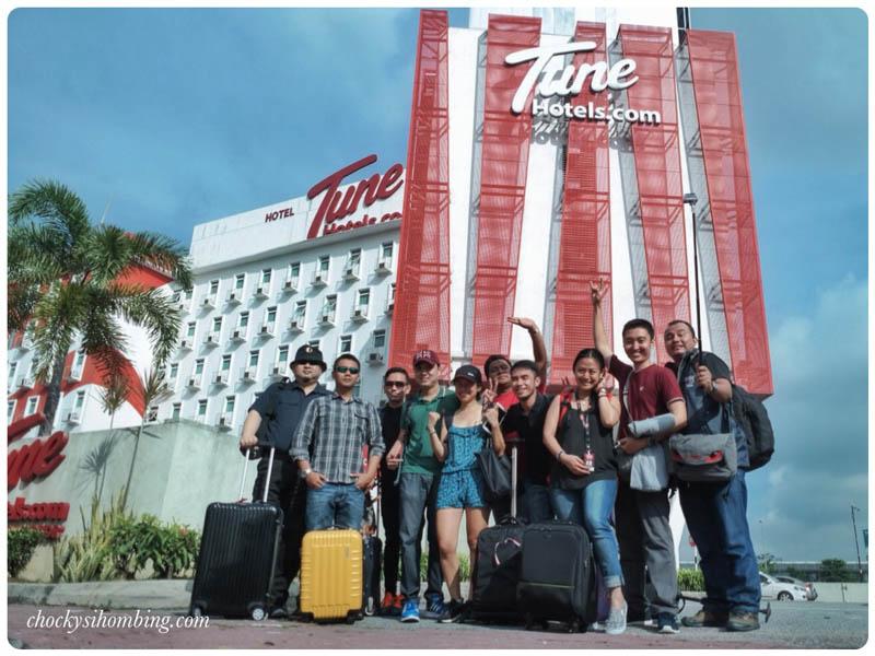 Tune Hotel FAM Trip 2015
