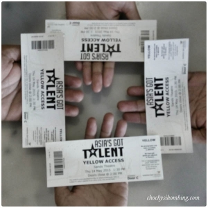 tickets AGT