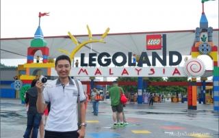 At Legoland Malaysia