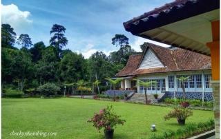 Rumah Boscha di Malabar, Pangalengan