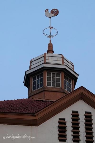 Gereja Ayam - Pasar Baru