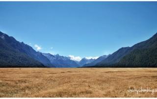 Pegunungan-di-New-Zealand