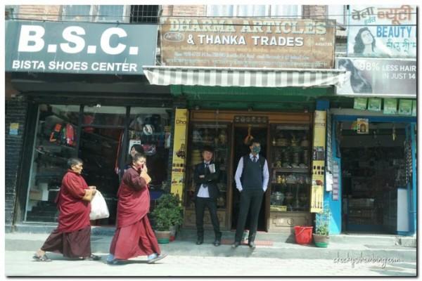 kathmandu-berdebu