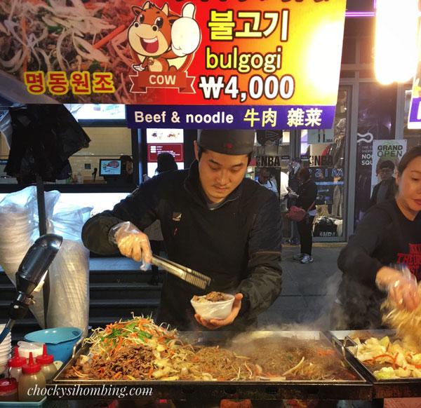 myeongdong-street-food
