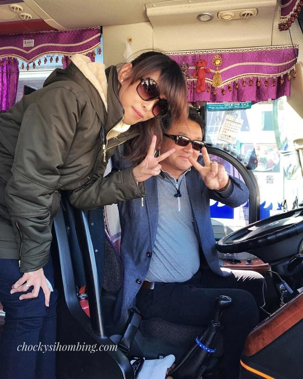 with-korean-driver