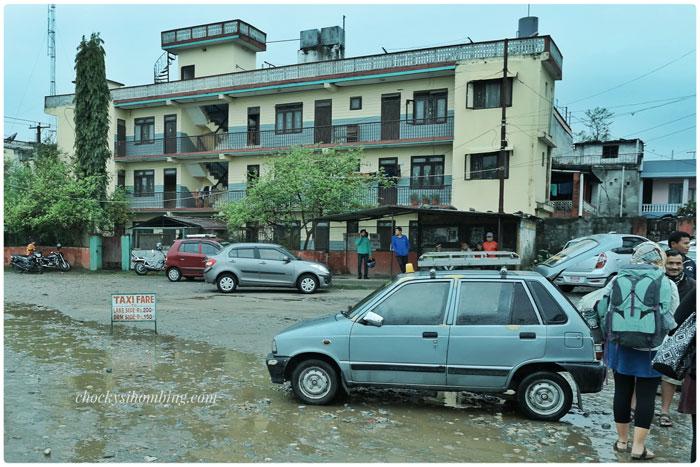 sekitar-terminal-bus-pokhara