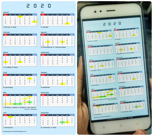 kalender-versi-mobile